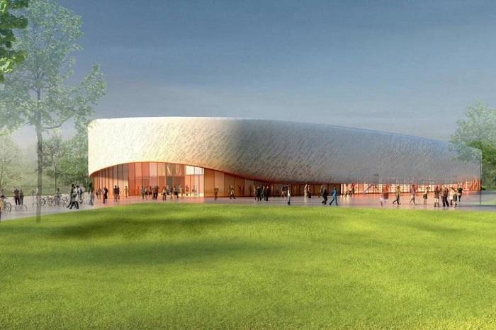 La salle Maryvonne-Dupureur, un projet très attendu des athlètes