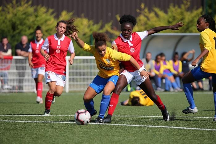 Football et rugby font briller les Rémoises