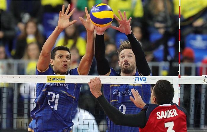 Volley : une deuxième Ligue mondiale pour les Bleus