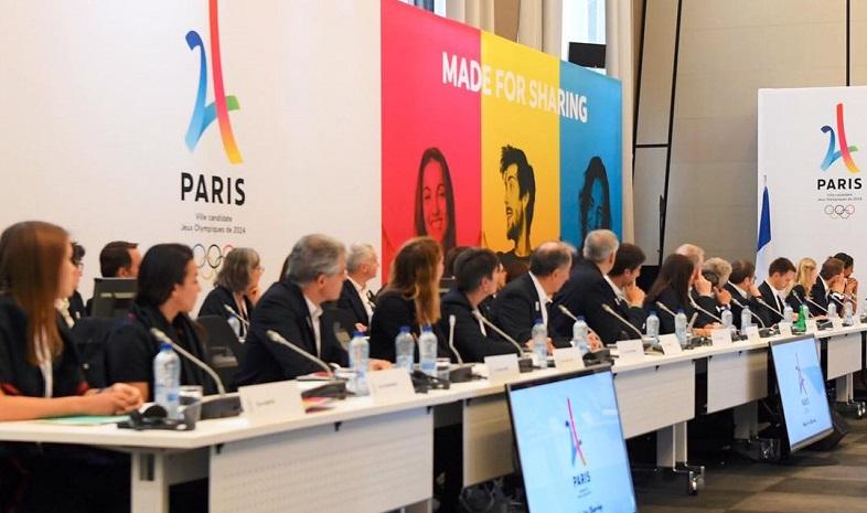 Suivez l'attribution des Jeux Olympiques 2024 et 2028 à Lima