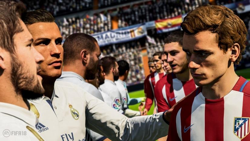FIFA 18: qui sont les joueurs les mieux notés?
