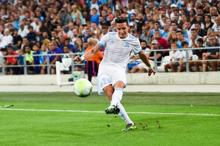 L1 - OM : Florian Thauvin est bien dans le groupe pour Saint-Etienne