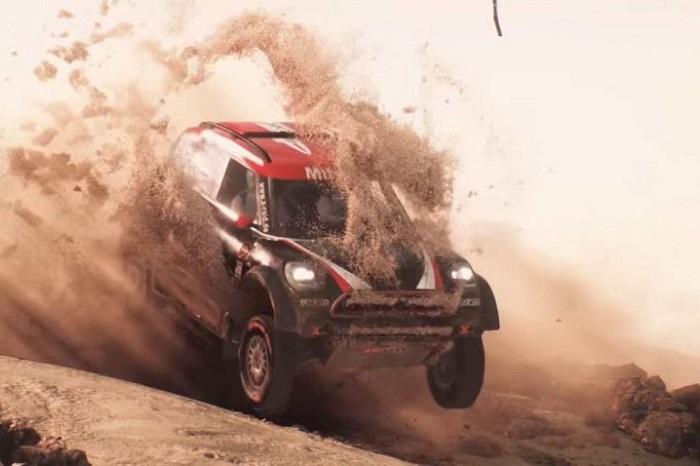 Le jeu de course Dakar 18 annoncé en vidéo et infos