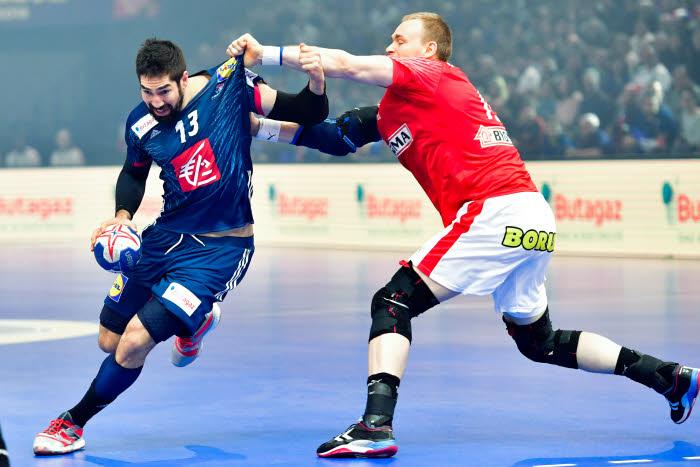 Euro 2018 de Handball en Croatie : les Bleus s'inclinent