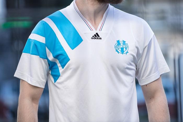 ensemble de foot Olympique de Marseille Tenue de match