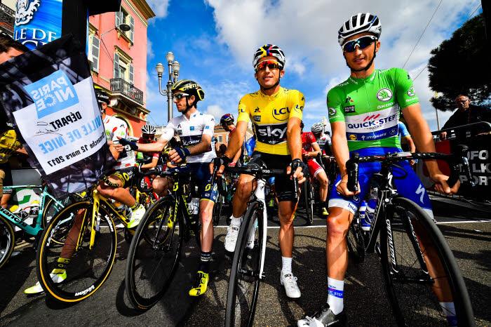Paris-Nice : Arnaud Démare vainqueur de la première étape à l'arraché