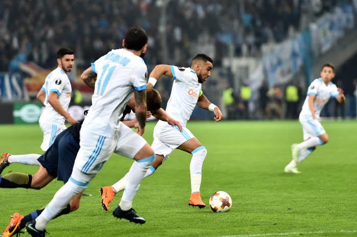 Marseille rencontrera Salzbourg en demi-finale de la Ligue Europa — Foot