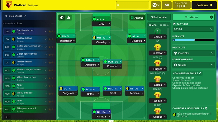 Football Manager Touch arrive sur Nintendo Switch