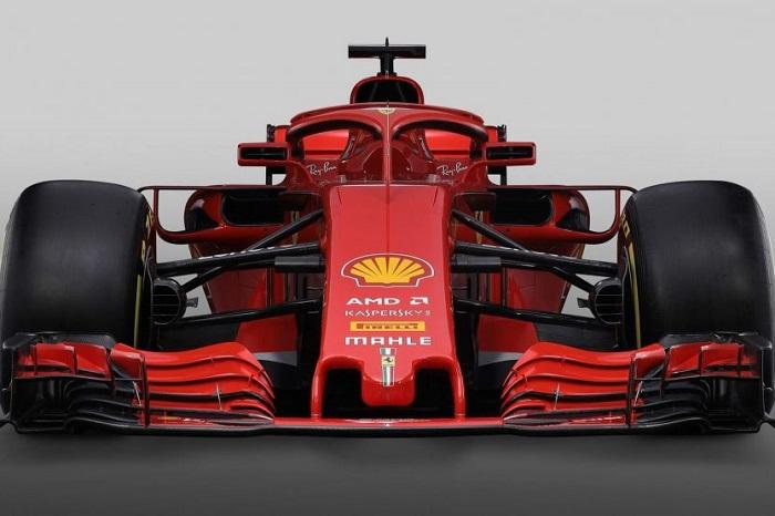F1 2018 Sur le paddock dès le 24 aout