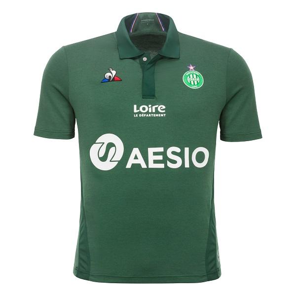 Les nouveaux maillots dévoilés — Saint-Etienne