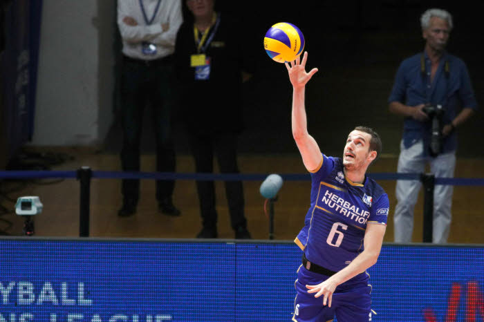 Ligue des nations-Final 6: Les Bleus confirment