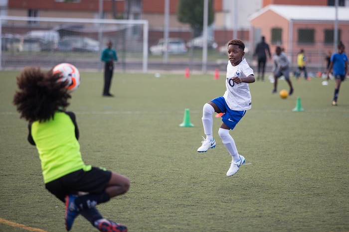Le foot au Blanc-Mesnil : un ballon d'oxygène