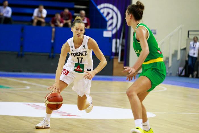 EuroBasket 2019 (F) : Gagnez vos places pour France - Slovénie !