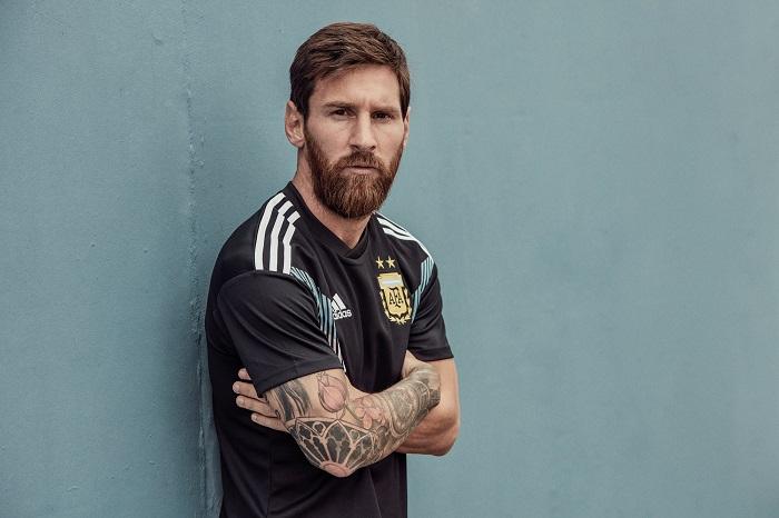 adidas dévoile ses maillots extérieurs pour le Mondial 2018