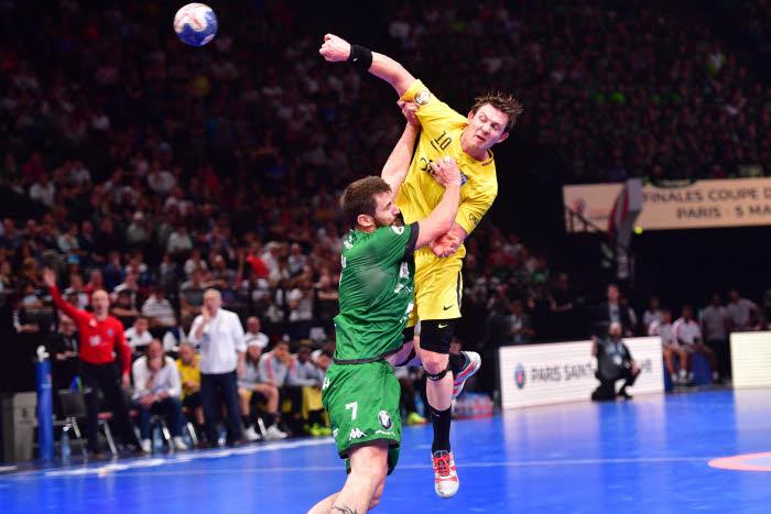 Le psg remporte la coupe de france de handball 2018 - Handball coupe de france ...