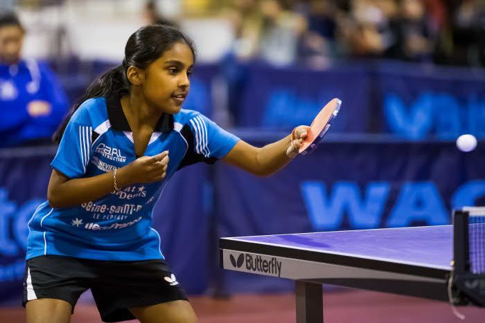 Mondiaux Juniors De Tennis De Table 2018 La Selection Des Bleus