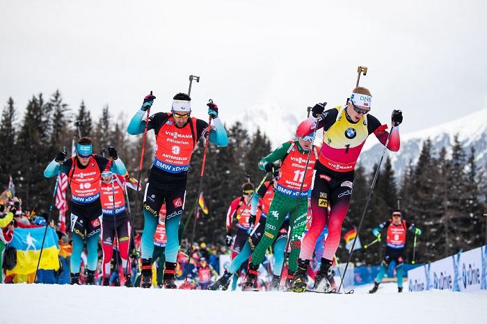 Biathlon 2019 Calendrier.Le Programme Des Championnats Du Monde De Biathlon 2019
