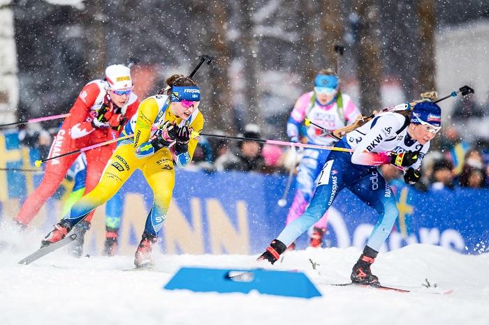 Biathlon 2019 Calendrier.Mondiaux De Biathlon 2019 La France 8e Du Relais Mixte
