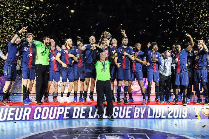 Lidl Starligue Calendrier.Handball La Coupe De La Ligue By Lidl Change De Format