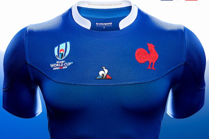 best sell ever popular new styles Coupe du monde de rugby : le maillot du XV de France dévoilé