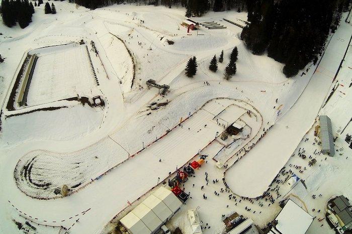 Ski Nordique La Fabrique Des Champions De Premanon
