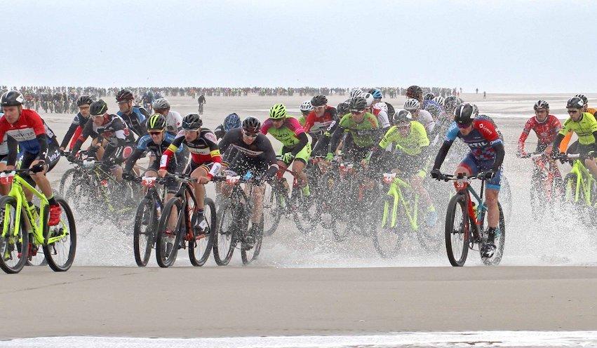 Calendrier Vtt Cote Dopale 2020.Beach Race Nouvelle Course De Vtt Sur Sable En Cote D Opale