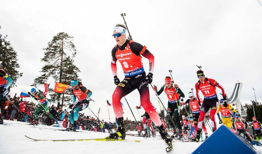 Calendrier Coupe Du Monde Biathlon 2020.Coupe Du Monde De Biathlon Le Calendrier De La Saison 2019