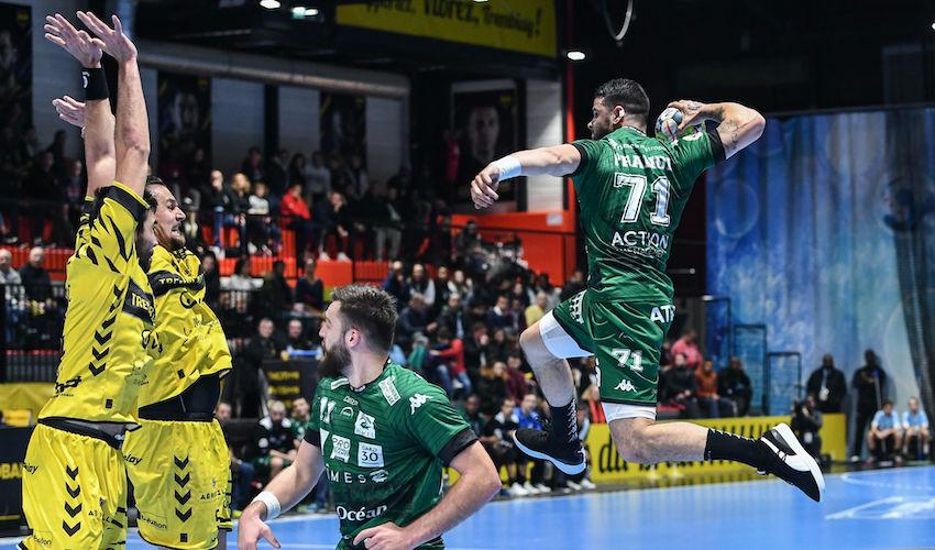 Lidl Starligue Calendrier.Handball Le Programme De La 10e Journee De Lidl Starligue