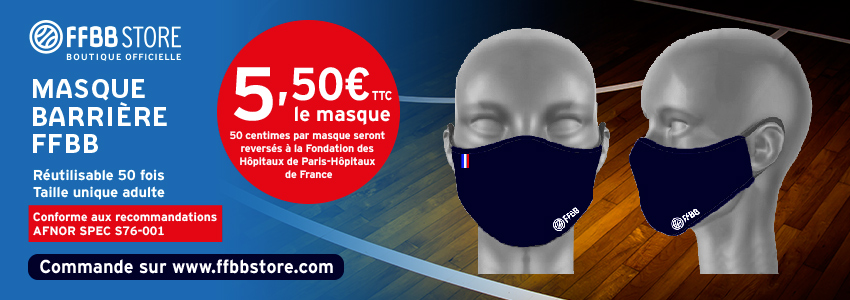 Le basket professionnel français n'aura pas de palmarès 2019 2020