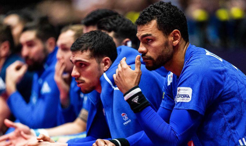 Le calendrier 2020 2021 de l'équipe de France masculine de handball