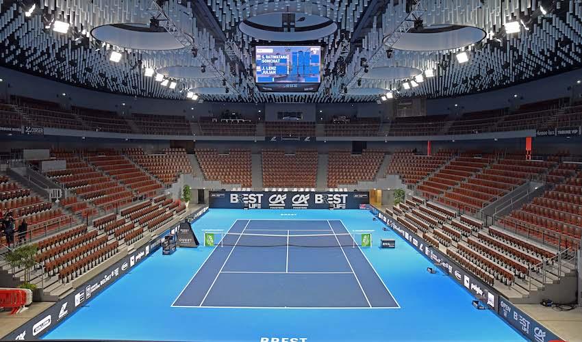 Tennis : l'édition 2020 de l'Open Brest Crédit Agricole est annulée