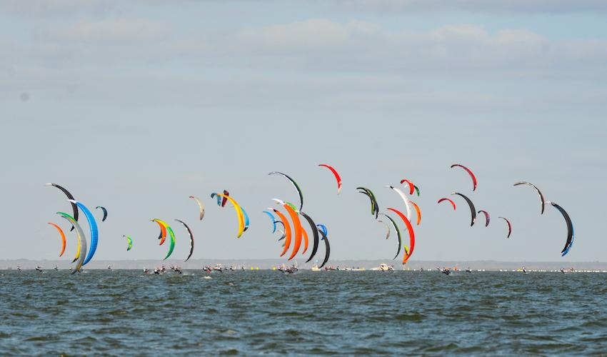 Le calendrier de l'Engie Kite Tour 2021