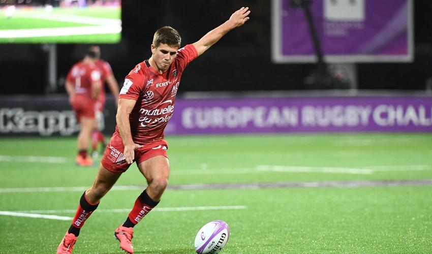 Rugby : Destin tout tracé pour Louis Carbonel